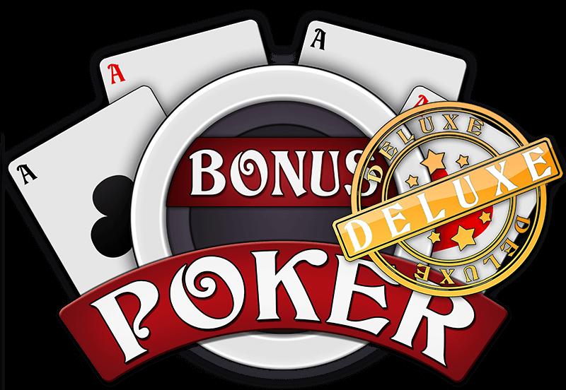 Bonus Poker Deluxe logo
