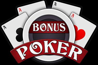 Bonus Poker logo