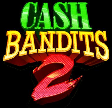 Cash Bandits 2 logo