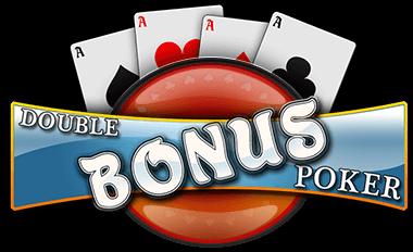 Double Bonus Poker logo