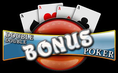 Double Double Bonus Poker logo