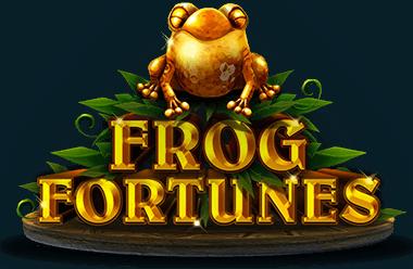Frog Fortunes logo