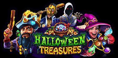 Halloween Treasures logo