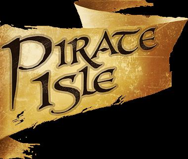 Pirate Isle logo