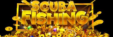 Scuba Fishing logo