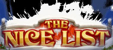 The Nice List logo